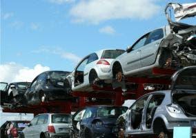 Desguace de vehículos