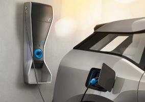 Enchufe del BMW i3
