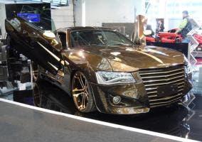 Propuesta de Chrysler para Top Marques