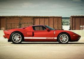 Ford GT del 2005