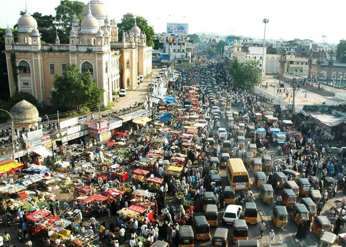 Caos en la India