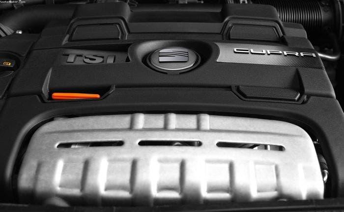 Motor de un Ibiza Cupra
