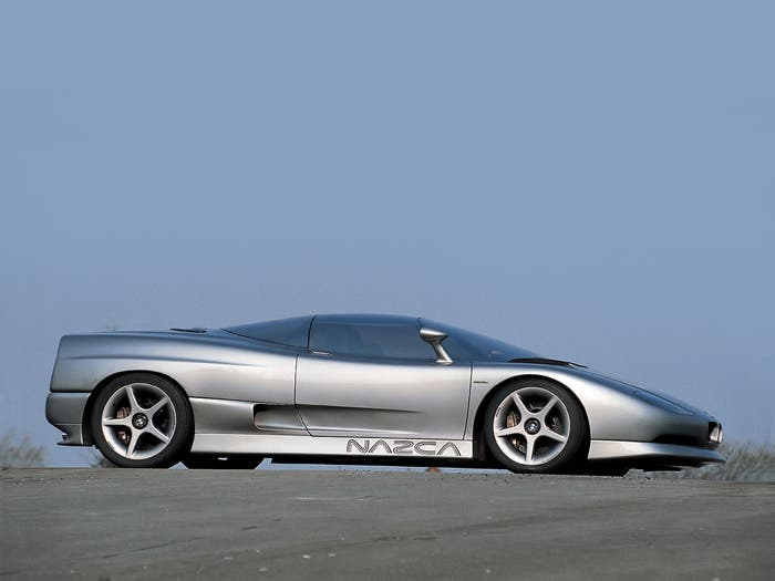 BMW Nazca Concept