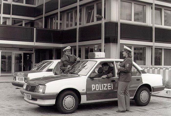 El primer Opel con motor catalizado