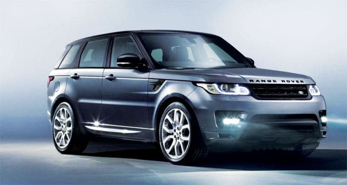 Híbrido Range Rover Sport
