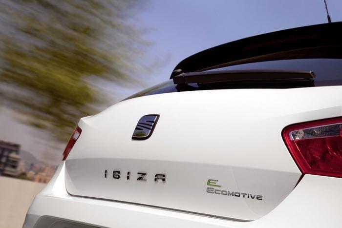 Modelo ecológico de SEAT Ibiza