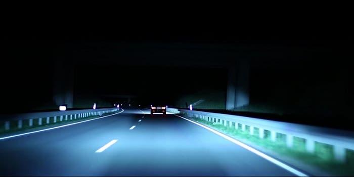 Sistema antideslumbramiento de BMW