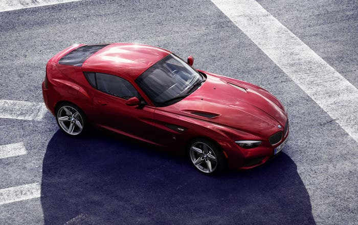 BMW Z4 Zagato Concept
