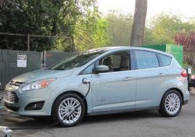 Ford C-Max Hybrid Plug-in