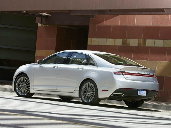 Lincoln MKZ Hybrid 2014