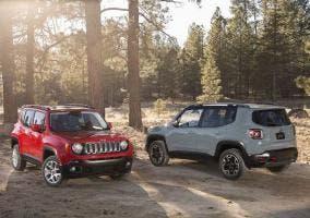 Dos nuevos Jeep Renegade
