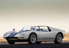 Ford GT40 Roadster 1965