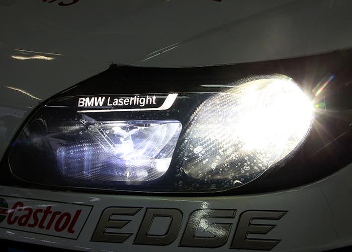 BMW Laserligh competición