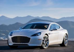 Futuro Aston Martin Rapide