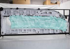 Airbag Ford Transit 15 plazas