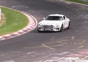 AMG GT en Nürburgring