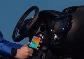 Demostración de Android Auto