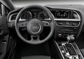 Interior del Audi A5
