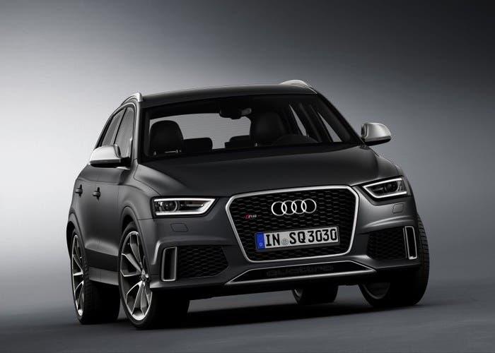 Audi RS Q3 gris metalizado