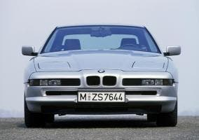 BMW Serie 8 front
