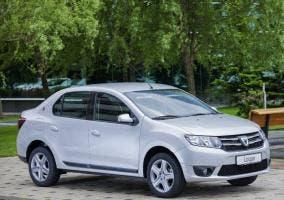 Dacia Logan edición aniversario