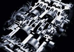 Motor bóxer de 4 cilindros