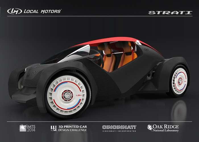 Local Motors 3D