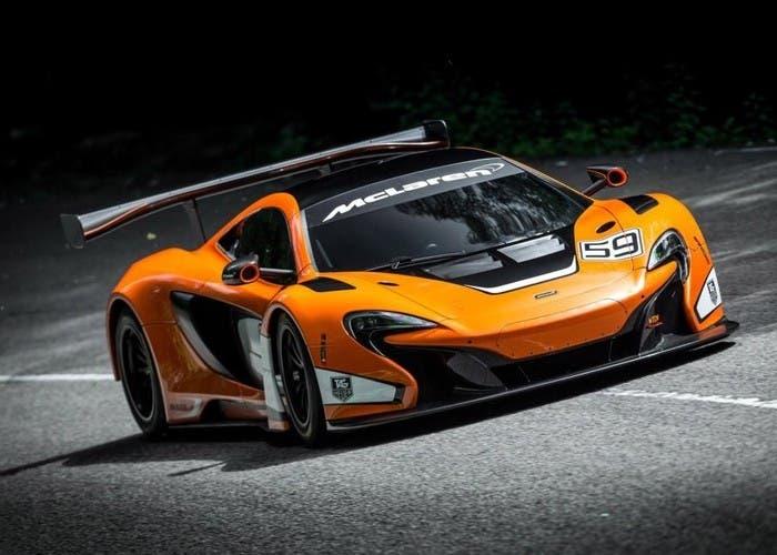 Nuevo McLaren 650S GT3