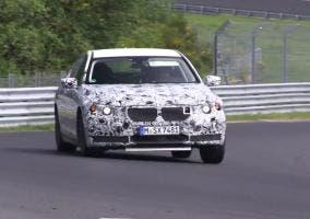 Nuevo BMW Serie 7 en nordschleife