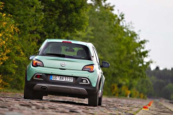Opel ADAMS ROCKS 2014