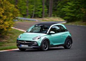 Nuevo Opel ADAMS ROCKS