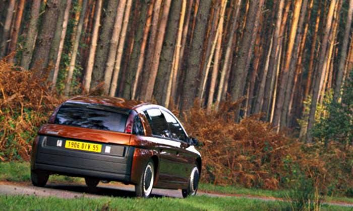 Renault Next concept