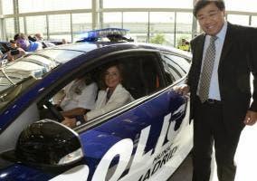 La Policia Municipal de Madrid adquiere dos Megane R.S.