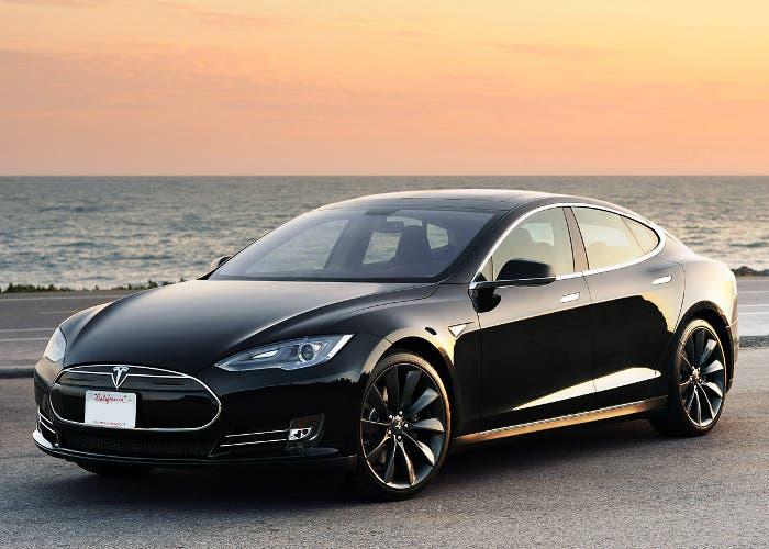Tesla Model S modelo 2012