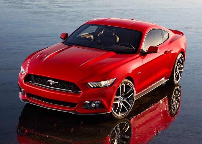 Nuevo Mustang