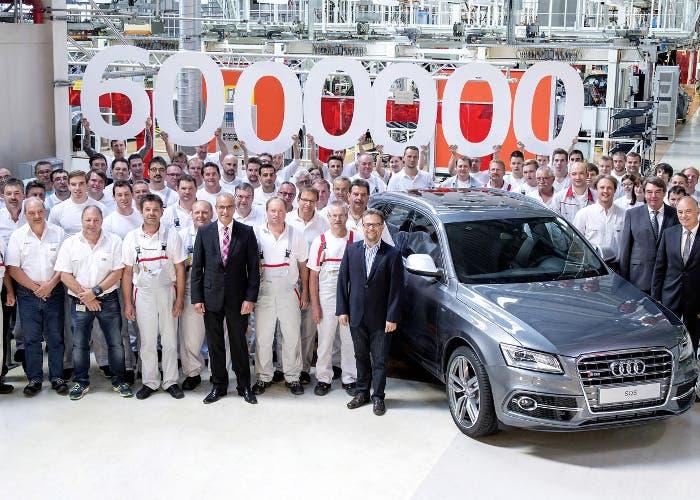 6 millones de Audi con tracción Quattro fabricados