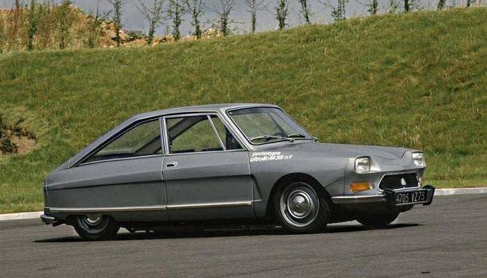 "Citroën M35 ""Wankel"""