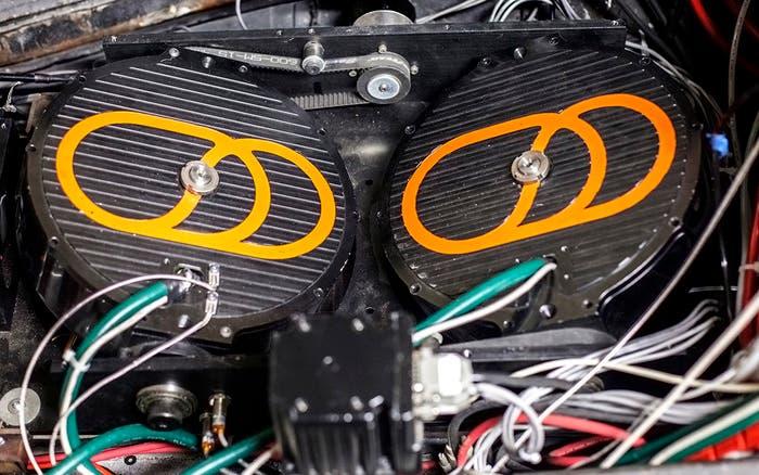 Elementos internos Lit Motors C1