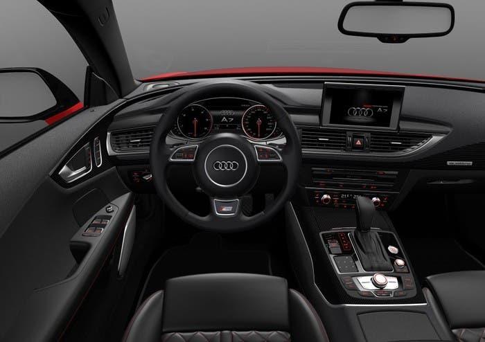 Interior Audi A7 Sportback