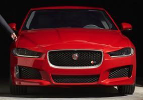 Frontal del nuevo Jaguar XE