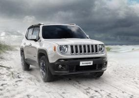 Jeep Renegade Blanco Alpine