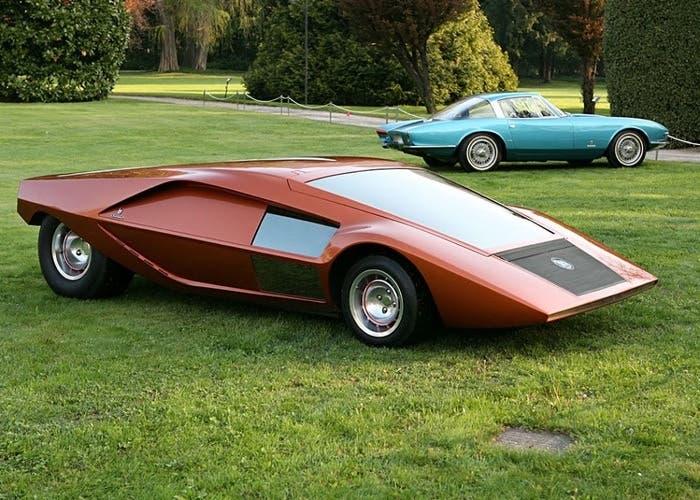 Lancia Stratos Zero by Bertone