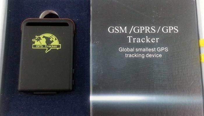 Un localizador GPS