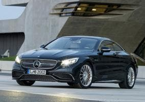 Nuevo Mercedes S65 AMG Coupe