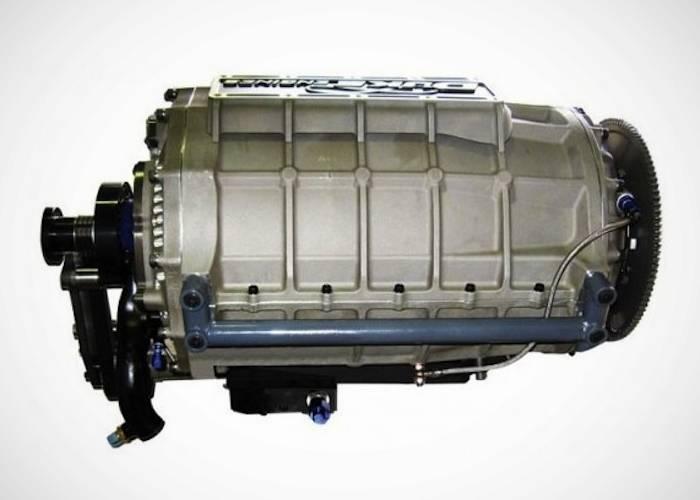 Motor axial
