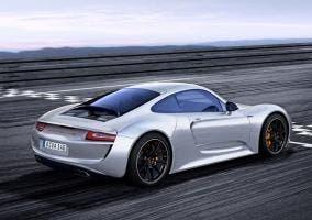 Render Porsche