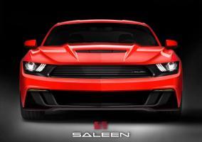 Saleen Mustang 302 2015