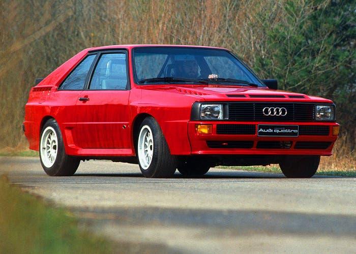Audi Sport Quattro de calle