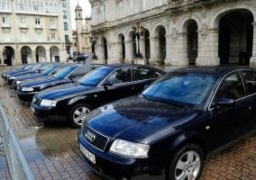 Coches oficiales