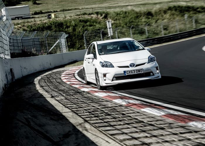Toyota Prius en Nürburgring